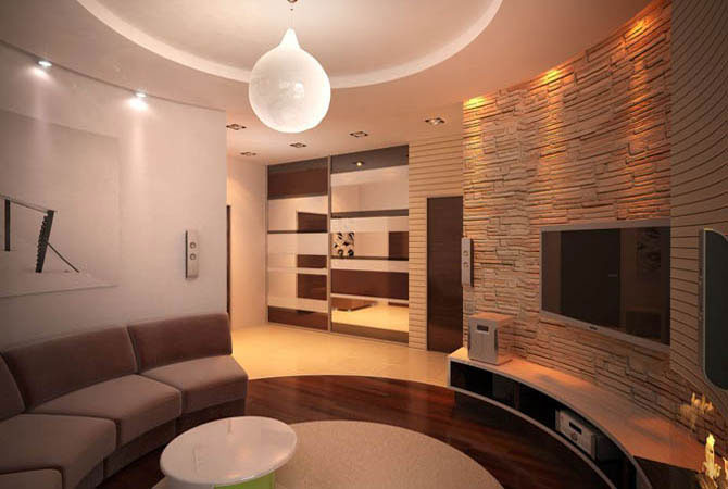 дизайн двух комнатных квартир
