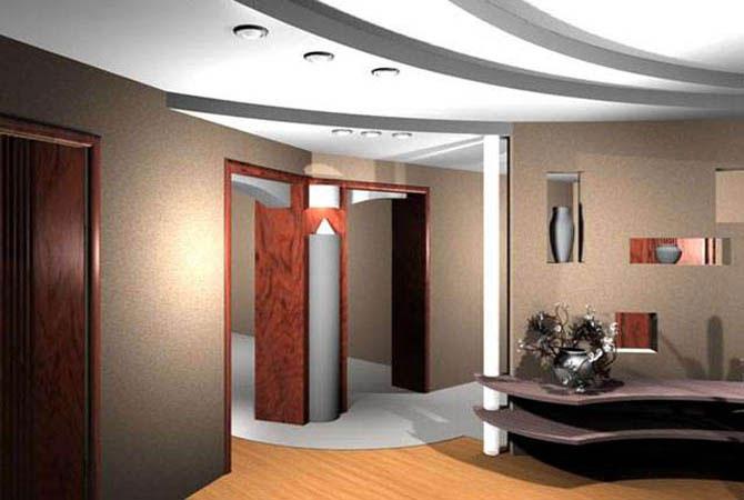 интерьер комнат дизайн роникон