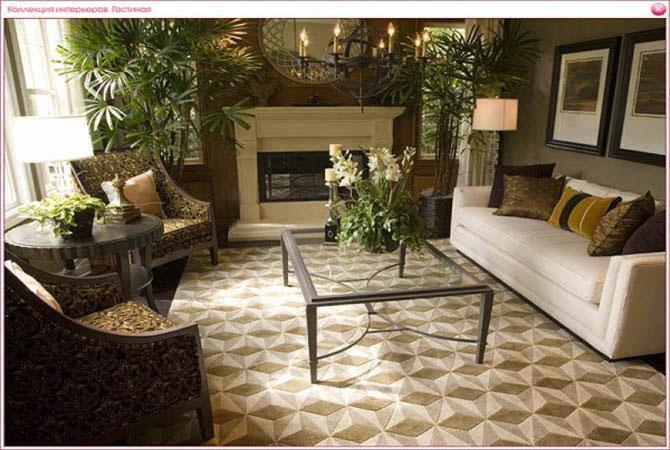 дизайн интерьера комнат рониконру