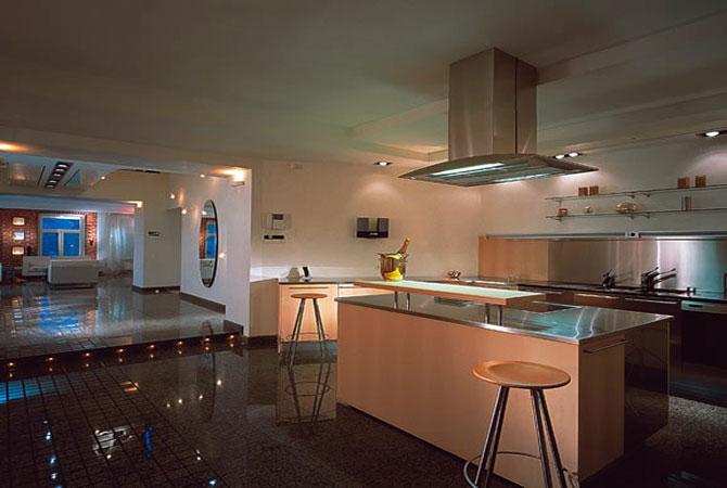 домашний интерьер однокомнатной квартиры