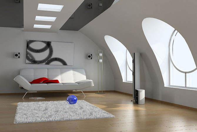 дизайн проекты интерьеров детских комнат