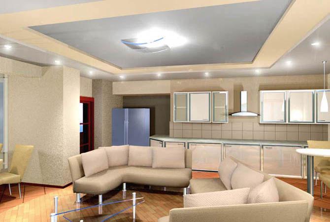 ремонт дизайн квартиры цена