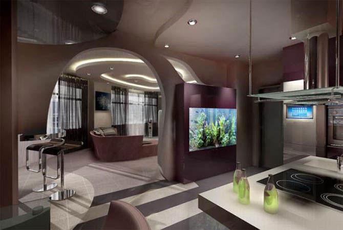 дизайн квартир сделано в 3ds max