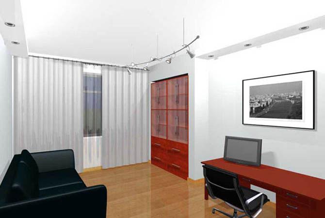 интерьер квартиры 2 ух комнатной