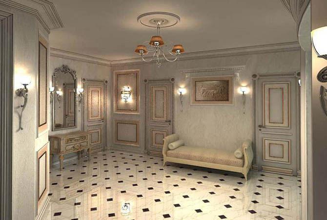 капитальный ремонт квартир петербург
