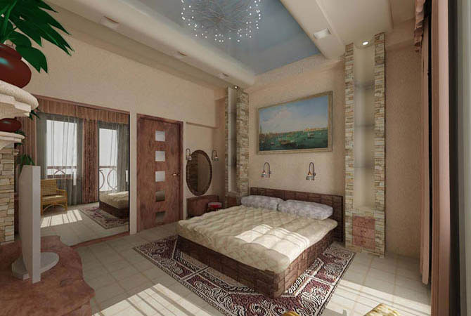 Дизайн проект ремонта квартир фото