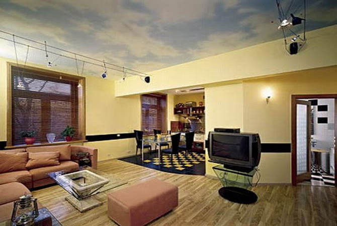 дизайн проект квартиры дешево