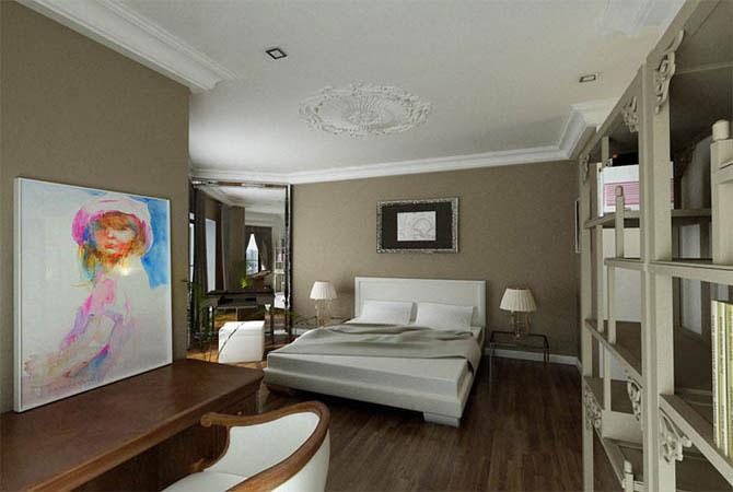 Ремонт и дизайн однокомнатных квартир фото