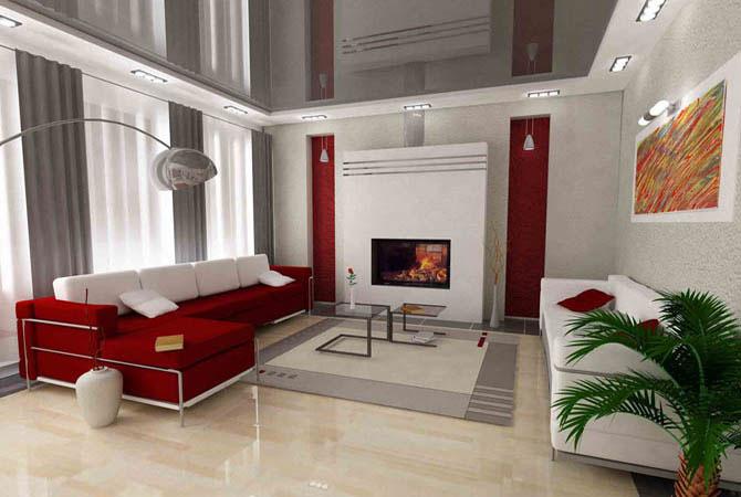 фото дизайна стандартных квартир
