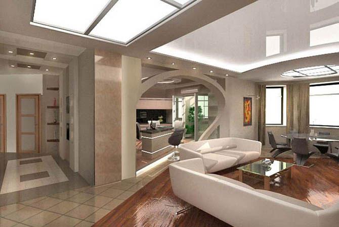 фото интерьеров маленькой квартиры