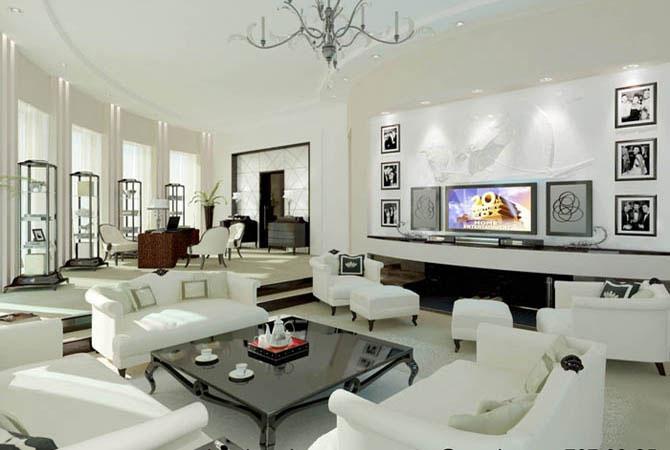 Красивые квартиры дизайн фото сделай