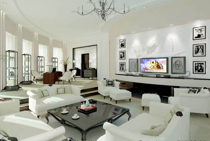 дизайн проект квартиры п3м