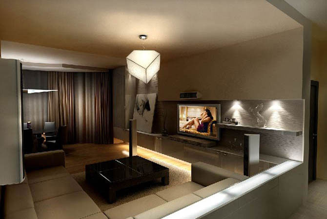 дизайн квартир в городе киев