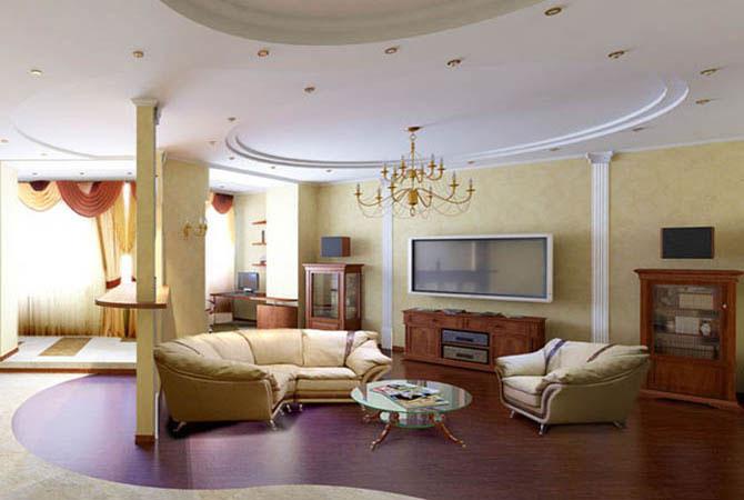 комплексный ремонт квартир киев