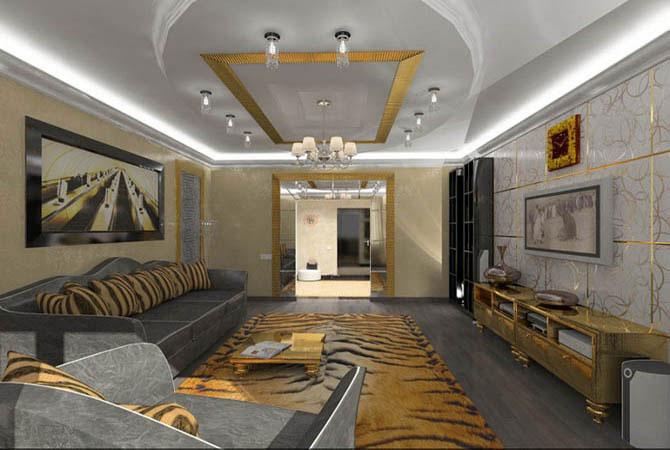Дизайн квартир готовые проекты бесплатно