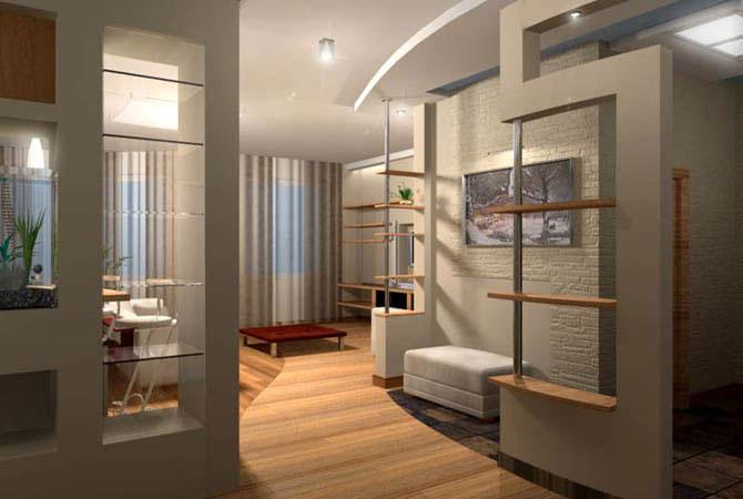 дизайн проект ремонт квартиры